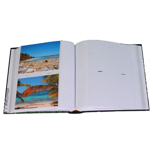 Lot de 3 albums photo Erica Words bleuet pour 200 photos 11.5x15