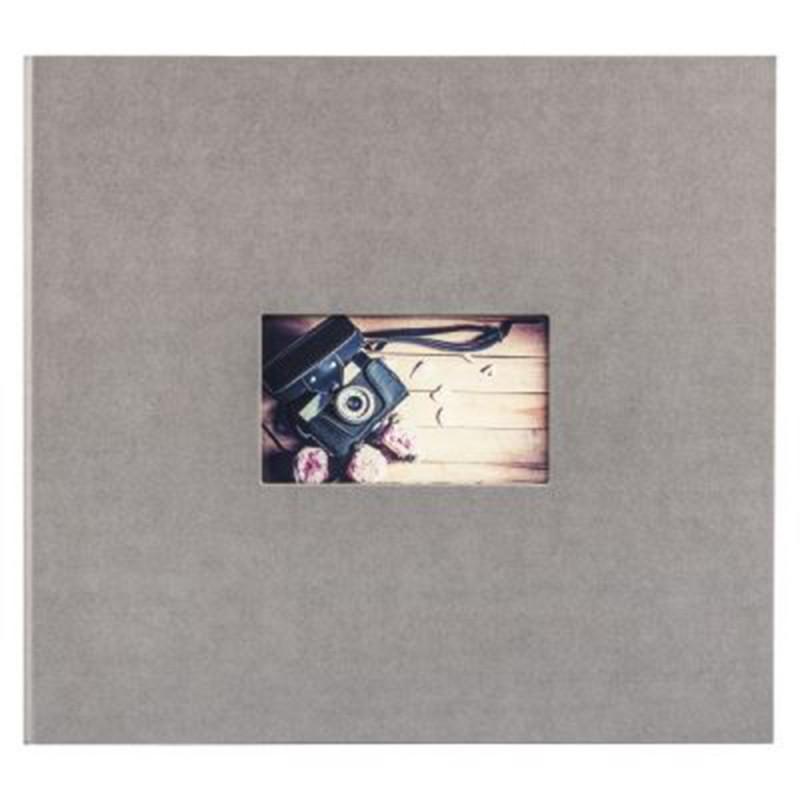 Album photo traditionnel Studio gris