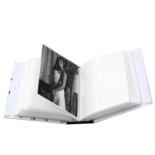 Mini album photo Golden Hearts N3 à 100 pochettes 10X15