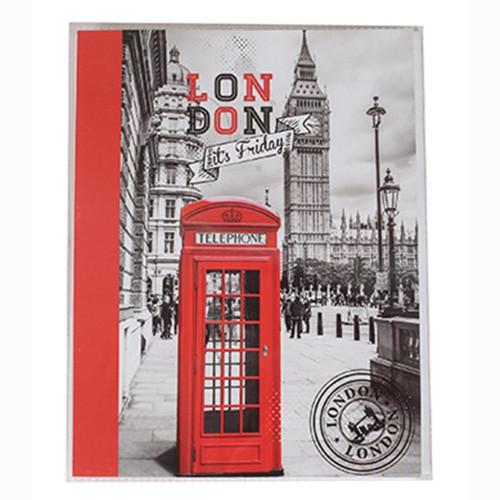 mini album photo London 24 pochettes 13x18