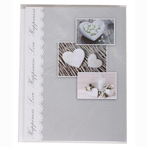 mini album photo Coeur 36 pochettes 10x15