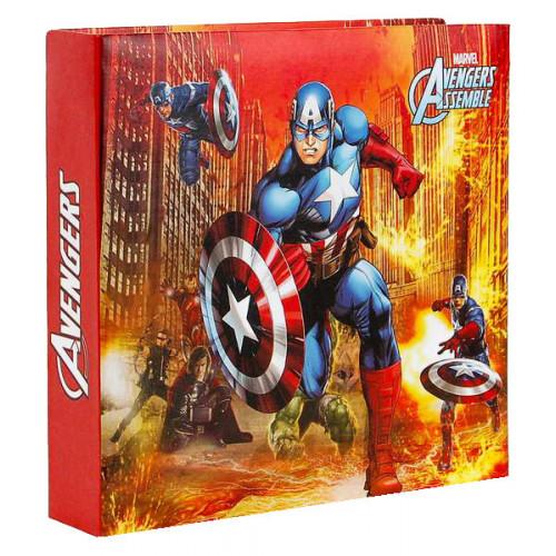 Album enfant Avengers 200 pochettes 10X15
