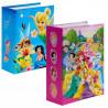 Lot de 2 mini albums photos Disney Filles 100 pochettes 10X15