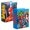 Lot de 2 mini albums photos Marvel 100 pochettes 10X15