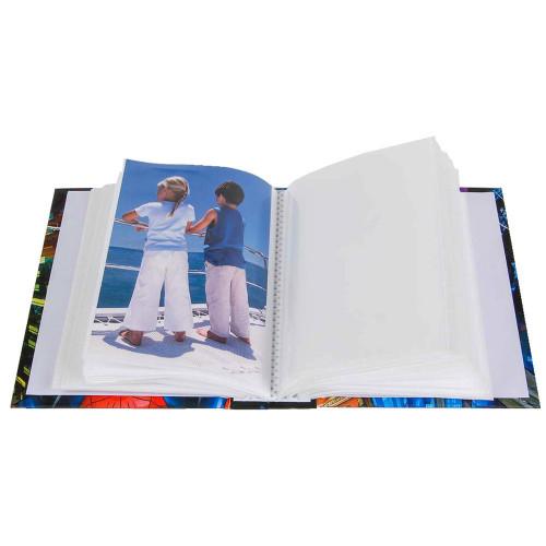 Lot de 2 mini albums photos Marvel 100 pochettes 10X15
