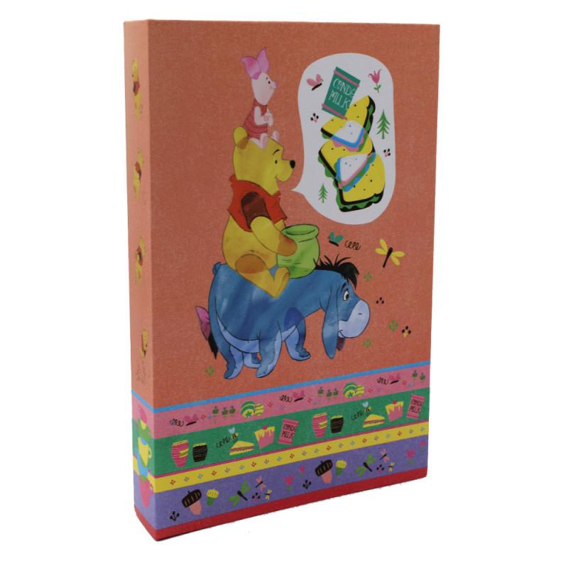Album photo enfant Winnie l'Ourson 300 pochettes 10x15