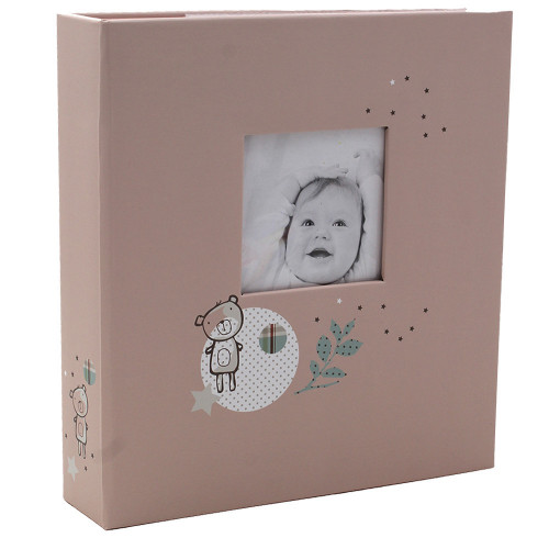 Album photo Tendresse Ourson 200 pochettes11,5x15