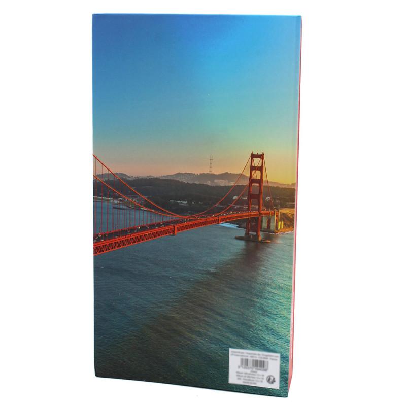 Album photo Golden Gate 300 pochettes10X15