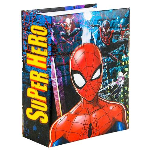 Mini album Spiderman 100 pochettes 10X15
