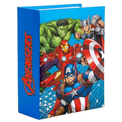 Mini album Avengers 100 pochettes 10X15