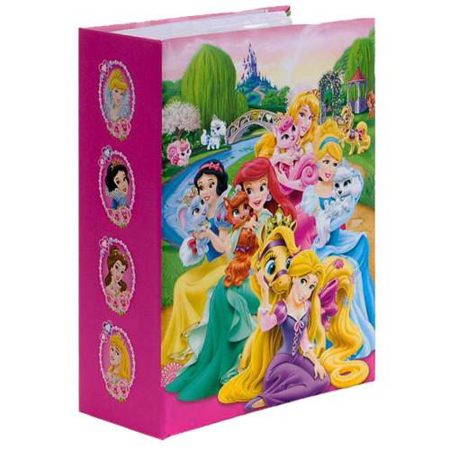 Mini album Princesses 100 pochettes 10X15