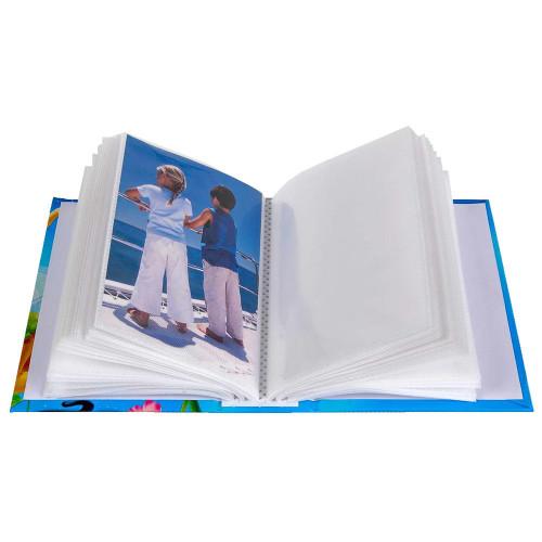 Mini album Fées et Princesses 100 pochettes 10X15