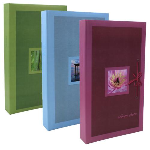 Lot de 3 albums photo Rev 300 pochettes 11X15