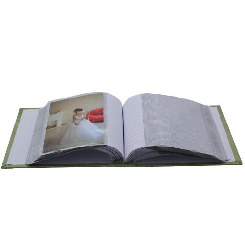 Lot de 3 albums photo Orchidée 100 pochettes 11X15