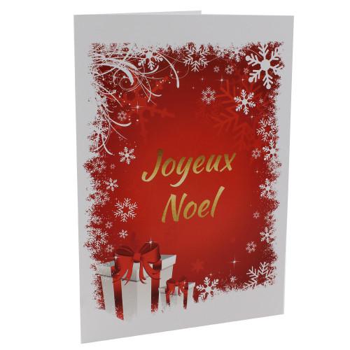 Cartonnage photo A4 - Joyeux Noël V