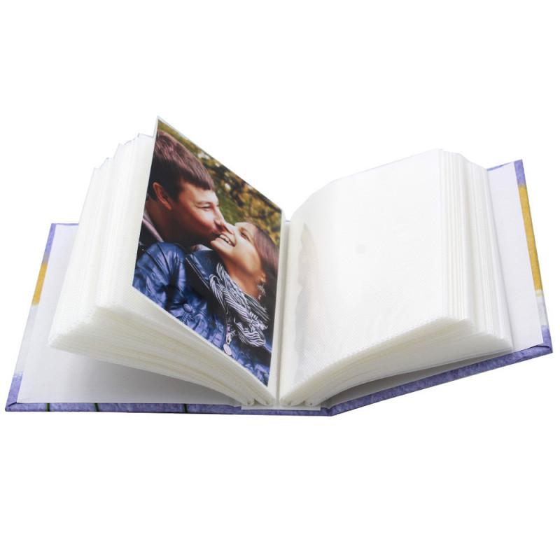 Mini album photo Tulipe BF 100 pochettes 10X15