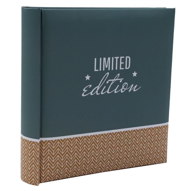 Lot de 2 albums photo Limited Edition 200 pochettes 13x18