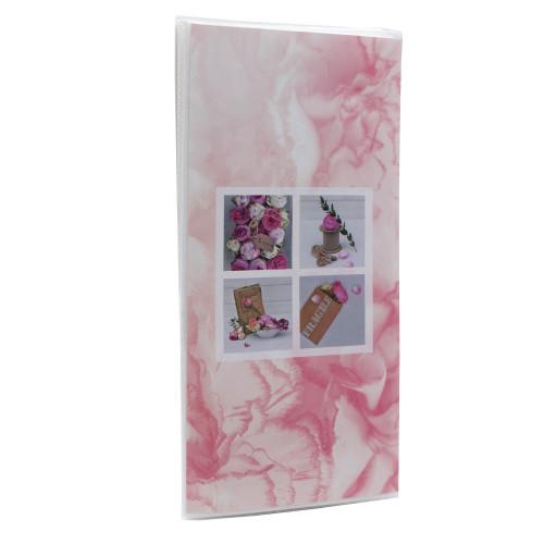 Album photo Blooming Love rose 96 pochettes 11X15