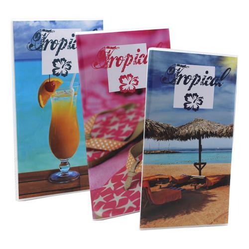 lot de 12 albums photo Tropical 96 pochettes 10x15