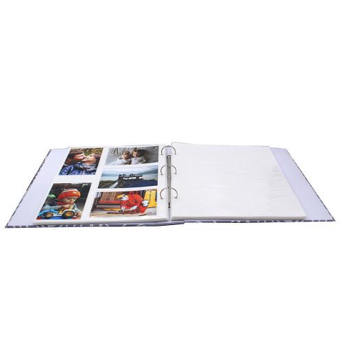 Classeur photo à pochettes N2 pour 400 photos 11x15