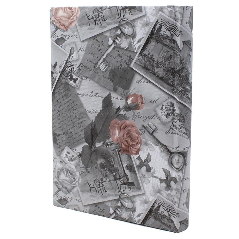 Lot 3 albums photo Vintage Roses 300 pochettes 10X15