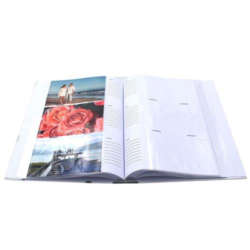 Lot 3 albums photo Beautiful Flowers 300 pochettes 10X15