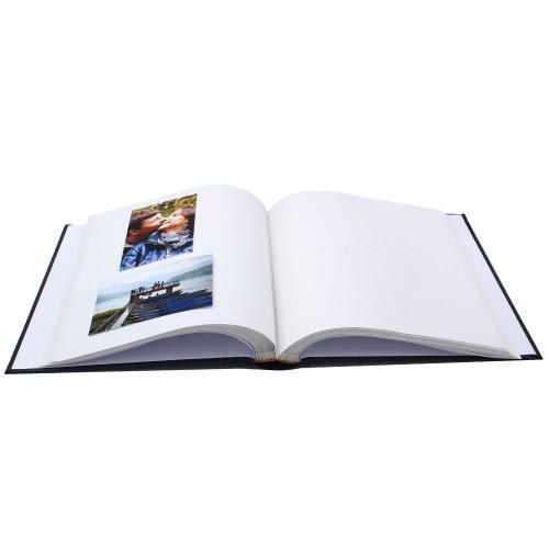 Album photo traditionnel Tradi Blanc 400 photos 10X15