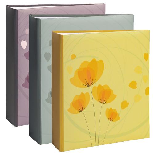 Lot de 3 albums photo Ellypse 2 GVJ 200 pochettes 11,5X15