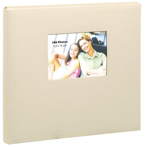 album-photo-autocollant-square-240-photos-beige