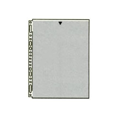 Recharge pour classeur - 10 feuillets pochettes transparents pour photo 21x29.7 - MA4