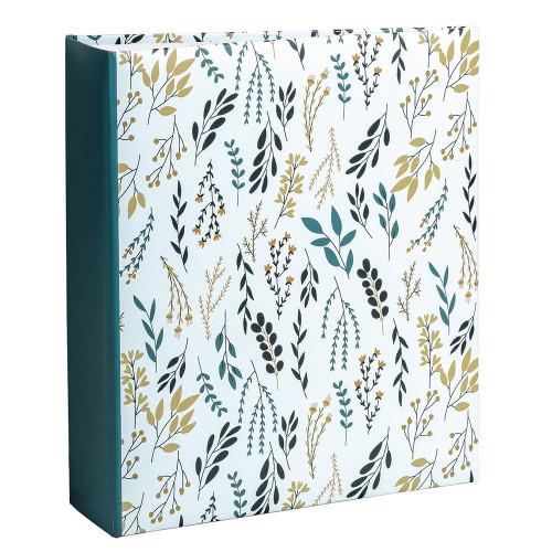 album-photo-flowers-feuillage-2-200-pochettes-11,5x15