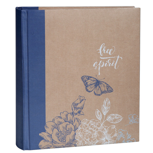 album-photo-erica-kraftty-200-pochettes-11.5x15-bleu-marine