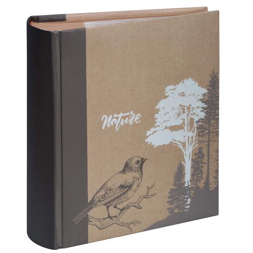 Album photo Kraftty 2 brun 300 pochettes 11.5x15