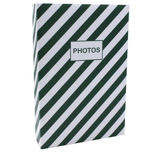 Album photo Mstream Vert 402 pochettes 10X15