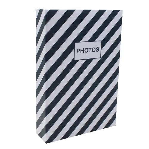 Album photo Mstream Bleu marine 402 pochettes 10X15