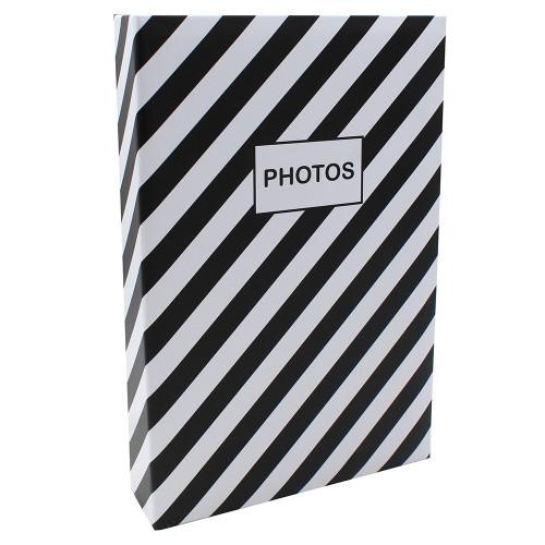 Album photo Mstream Noir 402 pochettes 10X15