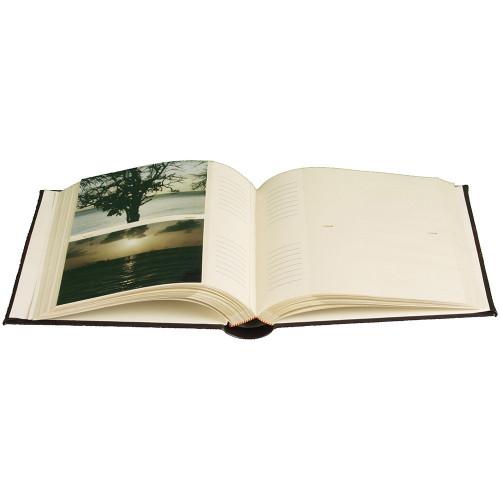 album photo travel 2 brun foncé 200 pochetes 11,5x15