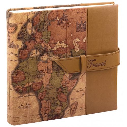 Album Travel 2 Brun clair 500 pochettes 11.5x15