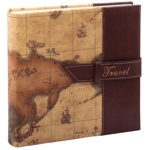 album travel 2 brun 500 pochettes 11,5x15