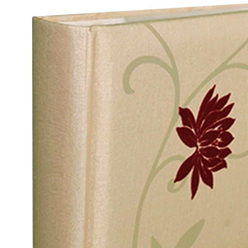 album photo bloomingdale beige 300 pochettes 10x15