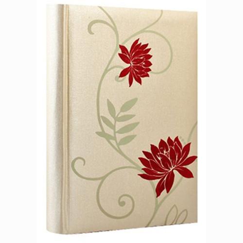 Album Innova Bloomingdale beige 280 à 300 pochettes 10x15