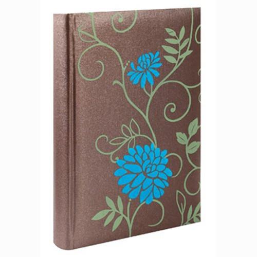 Album Innova Bloomingdale brun 280 à 300 pochettes 10x15