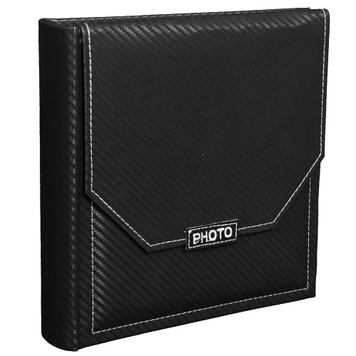 Album photo Photobag noir 200 pochettes 13X18