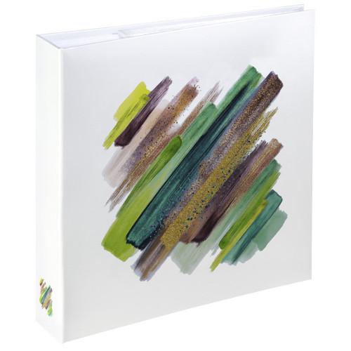 Album photo Brushstroke vert 200 pochettes 10x15