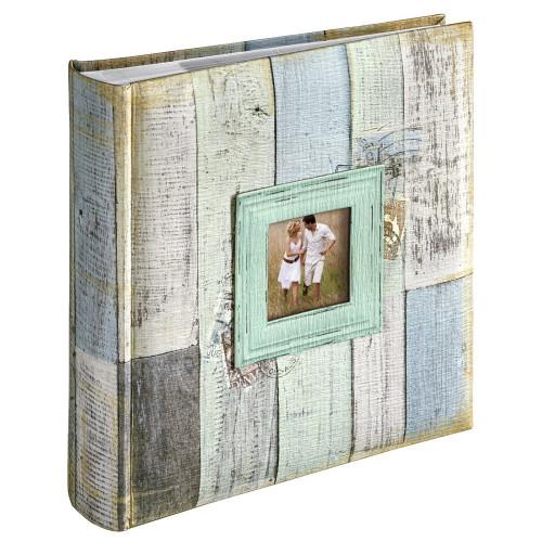 Album photo Cottage bleu 200 pochettes 10x15