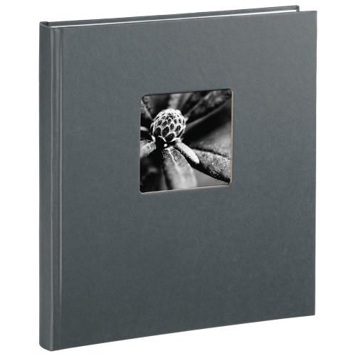Album traditionnel Fine Art Gris pour 250 photos 10x15