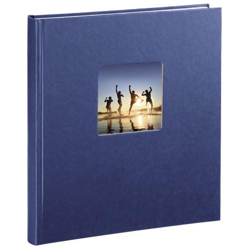 Album traditionnel Fine Art Bleu pour 250 photos 10x15