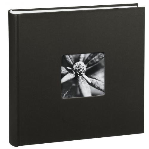Album traditionnel Fine Art noir pour 400 photos 10x15