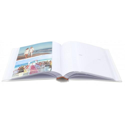 album photo Love gris 200 pochettes 13x18