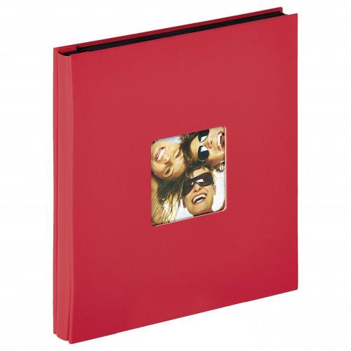 Album photo Fun rouge 400 pochettes 10X15
